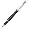 Pierre Cardin Luxor - Black & White ST, перьевая ручка, М