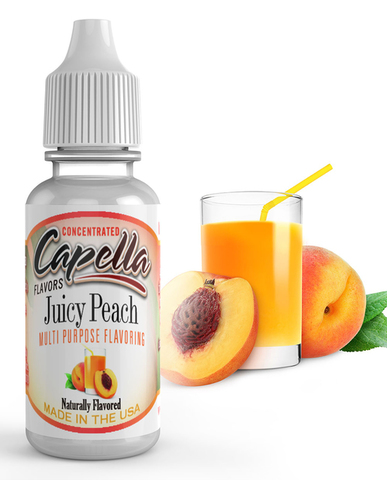 Ароматизатор Capella  Juicy Peach