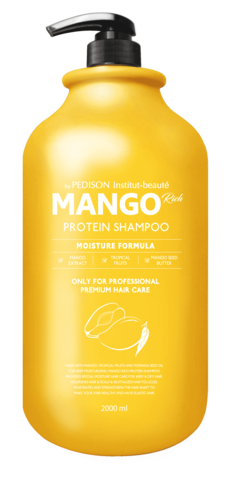 EVAS Pedison Шампунь для волос МАНГО Institute-Beaute Mango Rich Protein Hair Shampoo