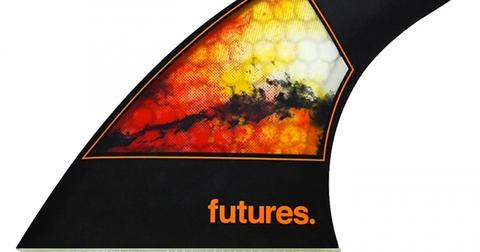 FUTURES Jordy Smith Honeycomb Thruster