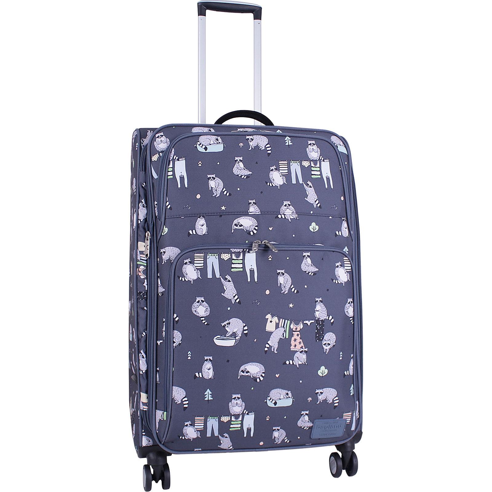 Дорожные чемоданы Чемодан Bagland Валенсия большой дизайн 83л. сублімація 220 (0037966274) IMG_4873_суб.220_.JPG