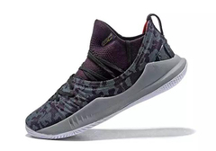 Under Armour Curry 5 Low 'Purple/Gray'
