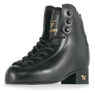 Ботинки для фигурного катания  Risport Lux (black/черный)