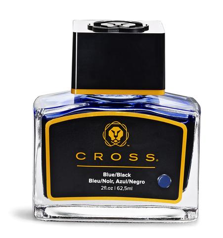 Чернила Cross  (8945S-3 blue/black) во флаконе  сине-черные 625 мл