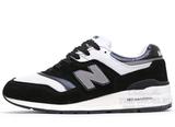 Кроссовки Мужские New Balance 997 White Black