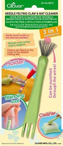 Clover Щетка для чистки и фиксации