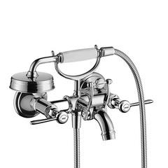 Смеситель для ванны двухвентильный Axor Montreux 16551000 фото