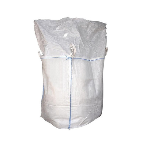Мешок биг-бэг четырехстропный 95x95x150 см (верх юбка, дно глухое)
