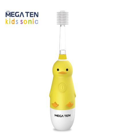 Зубная щетка «Утенок» Megaten Kids Sonic