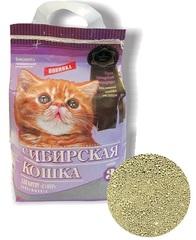 Наполнитель для кошачьего туалета, Сибирская Кошка Супер для котят