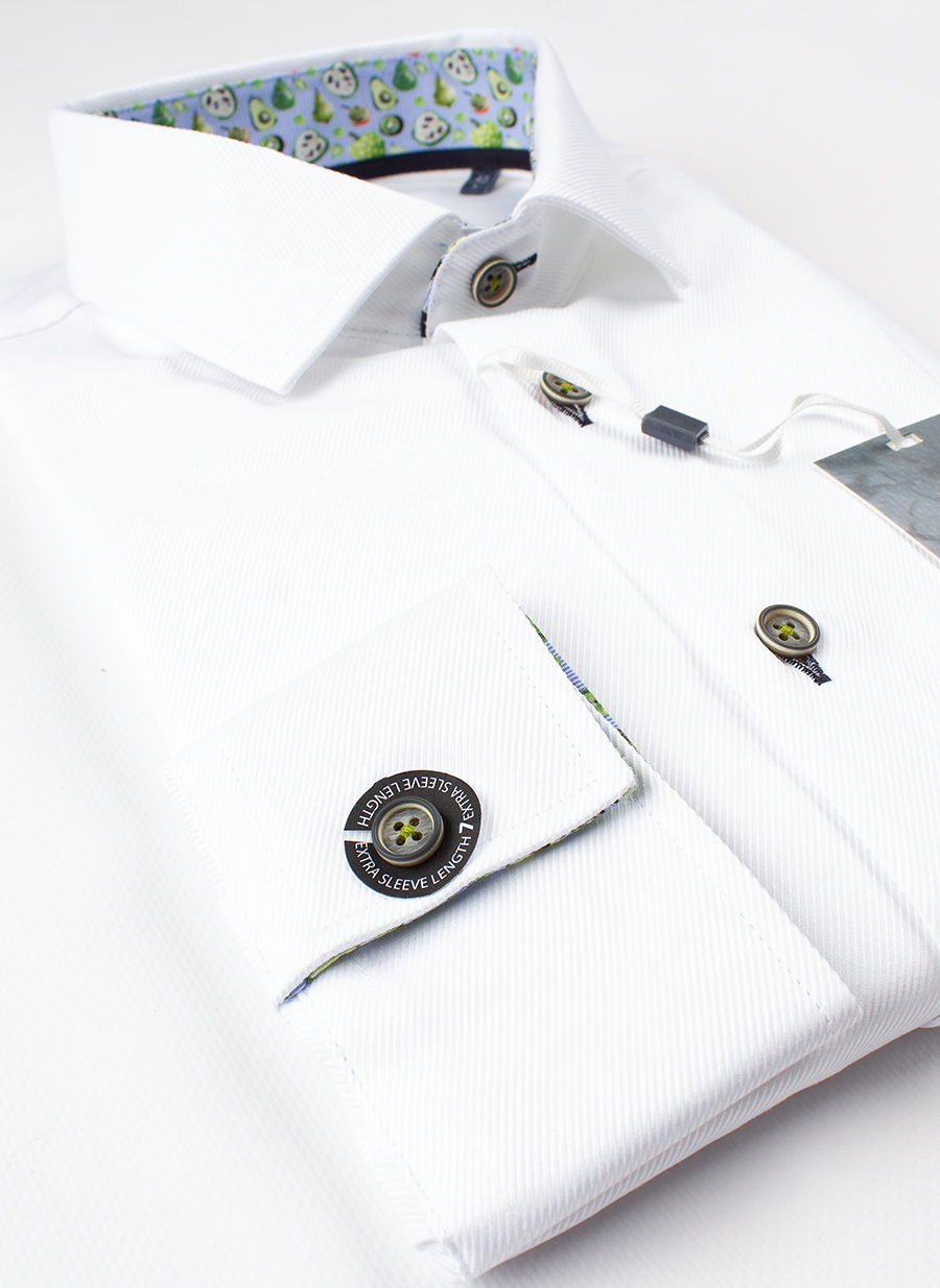 Рубашка Ledub tailored fit 0137811-910-140-180