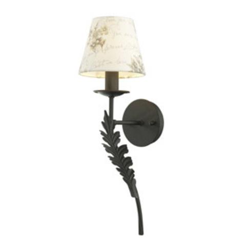 Светильник  Rivoli Ribera-W-1xE14-60W-Black