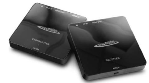 Беспроводный радиоудлинитель Mobidick VPWH12K (HDMI радио-удлинитель) с кронштейном
