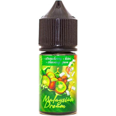Malaysian Dream Salt - Strawberry, kiwi, chewing gum 30 мл