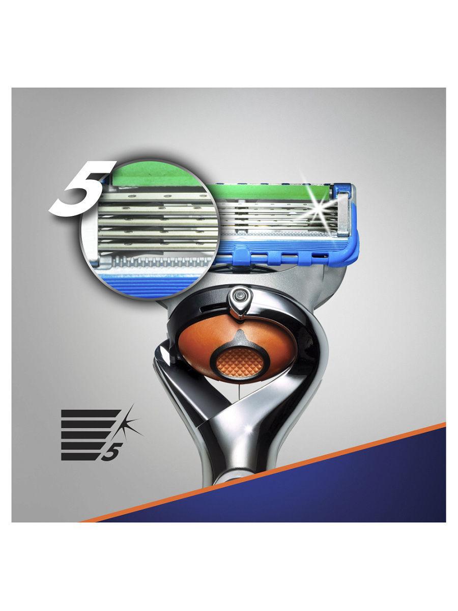 Станок Fusion Proglide Power FLEX BALL с 1 кассетой