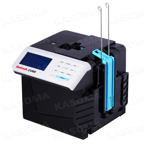 Автоматический детектор/портативный счетчик банкнот DoCash CUBE