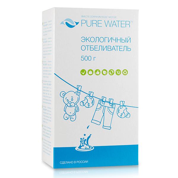 Экологичный отбеливатель Pure Water
