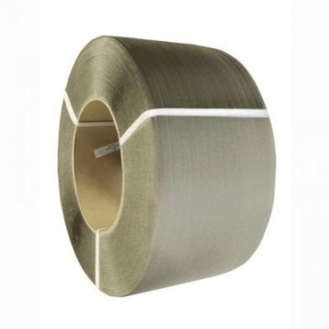 Стреппинг-лента полипропиленовая серая 15x1 мм длина 1200 м