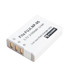 Аккумулятор Fujimi NP-95 для Fujifilm FinePix F30 F31 X100 X100S X-S1