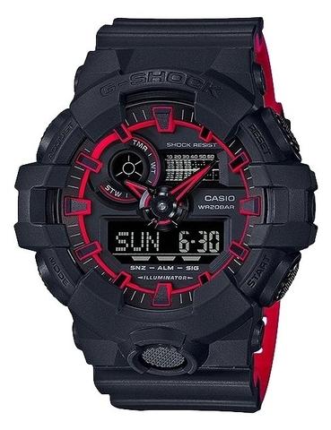 Часы мужские Casio GA-700SE-1A4 G-Shock
