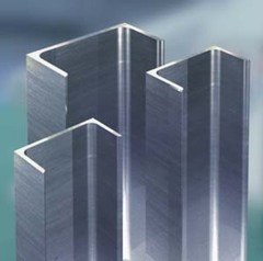 Швеллер алюм. 10х10х10х1,5 (2м)