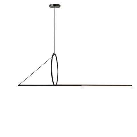 Подвесной светильник копия Cercle et trait by CVL Luminaires L170