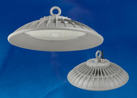 ULY-U33B-150W/DW IP65 SILVER Светильник светодиодный промышленный. Дневной белый свет (6500K). Угол 60 градусов. TM Uniel.