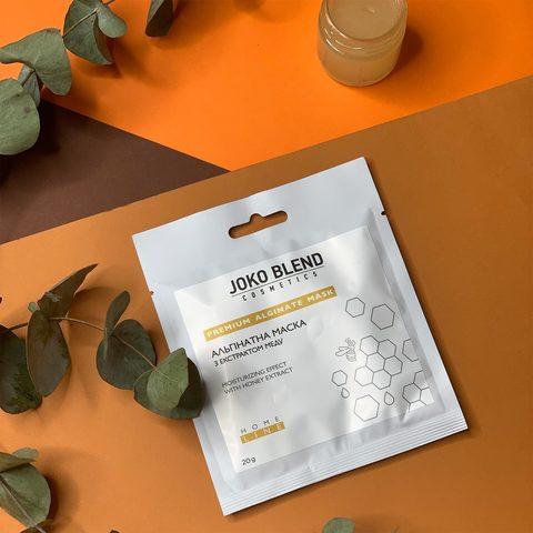Альгинатная маска с экстрактом мёда Joko Blend 20 г (2)