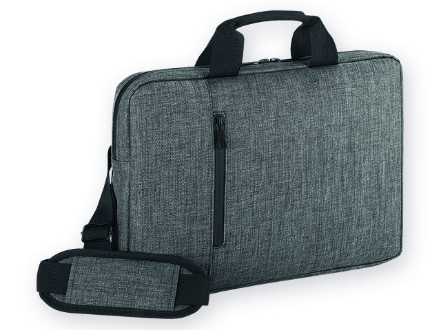 Shades Laptop Bag, grey