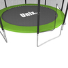 Батут UNIX line Simple 12 ft Green (outside) - 3,66 м
