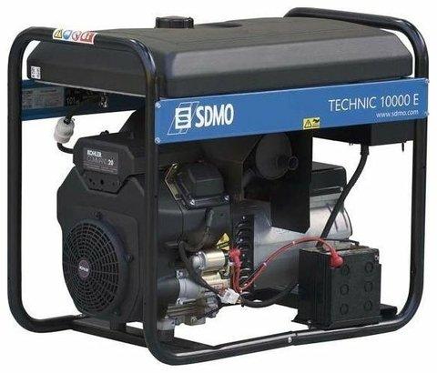 Кожух для бензинового генератора SDMO Technic 10000E Auto (9000 Вт)