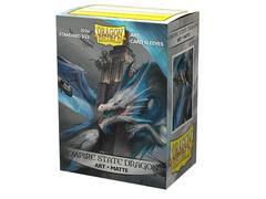 "Dragon Shield - Матовые протекторы ""Empire State Dragon"" (100 штук)"