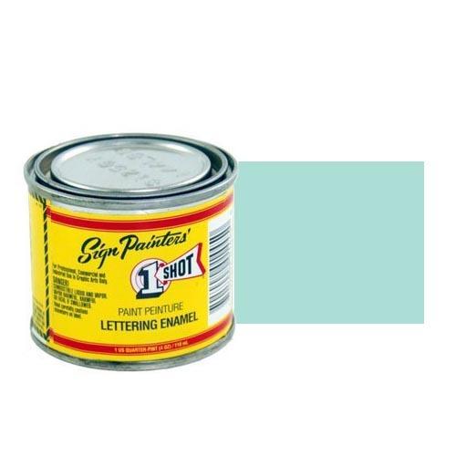 Пинстрайпинг (pinstriping) 151-L Эмаль для пинстрайпинга 1 Shot Бледно-голубой (Robin Egg Blue), 118 мл RobinEggBlue.jpg