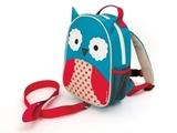 Рюкзак детский с поводком Skip Hop Zoo Сова