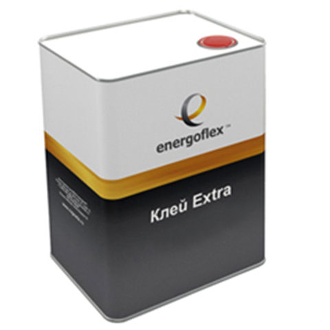 Контактный клей для соединения швов изоляции Energoflex Extra - 2,6 л