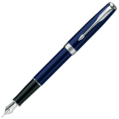 Parker Sonnet - Essential Blue CT, перьевая ручка, F