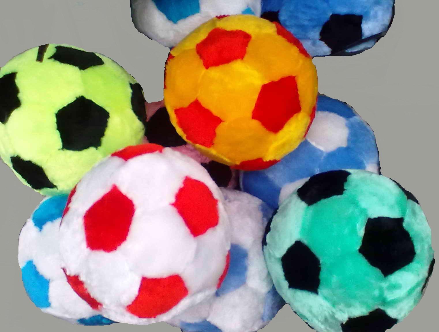 """Подушка - игрушка """"Футбольный мяч"""""""