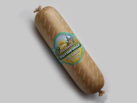 Высший вкус колбаса постная пшеничная
