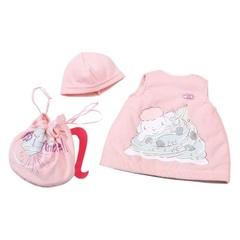 Zapf Creation Baby Annabell Одежда и спальный конверт, 2 в 1 (791-622)