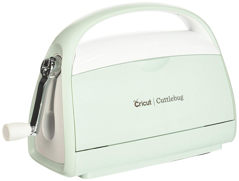 Машинка для вырубки и тиснения Cuttlebug Machine V3