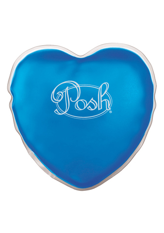 Теплый массажер Posh Warm Heart Massagers blue