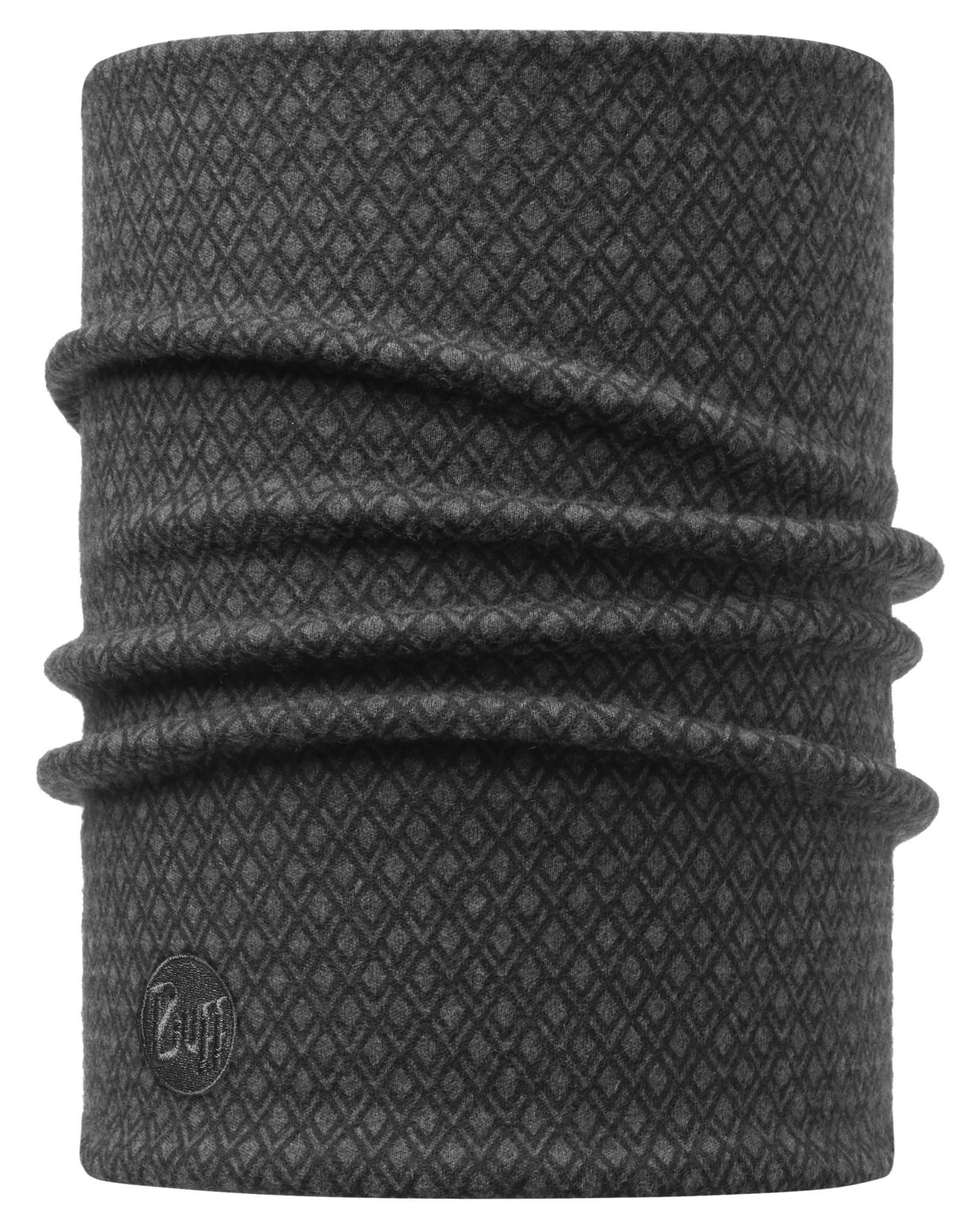 Шерстяные шарфы Теплый шерстяной шарф-труба Buff Drake Grey 115453.937.10.00.jpg