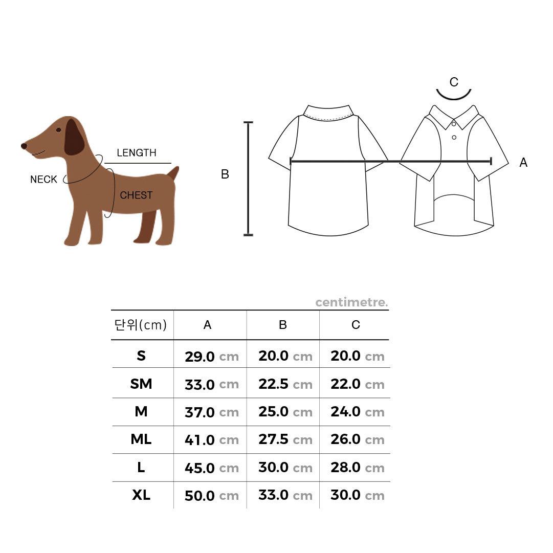 021 PA - Поло для собак
