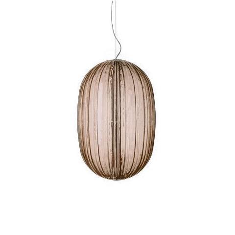 Подвесной светильник копия Plass by Foscarini (коричневый)