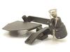 Блокиратор КПП для INFINITI QX 60 /2014-/ Вар+ P - Гарант Консул 18005.L