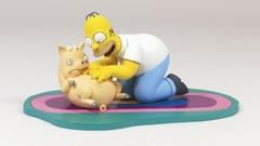 The Simpsons Movie - Homer & Plopper
