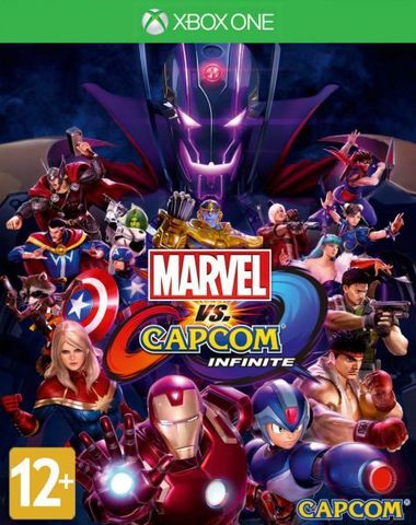 Xbox One Marvel vs. Capcom: Infinite (русские субтитры)