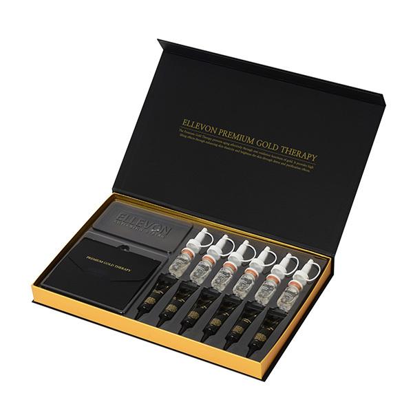 Золотая Терапия Ellevon Premium Gold Therapy