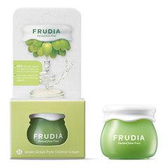 Frudia Green Grape Pore Control Cream - Крем себорегулирующий с виноградом