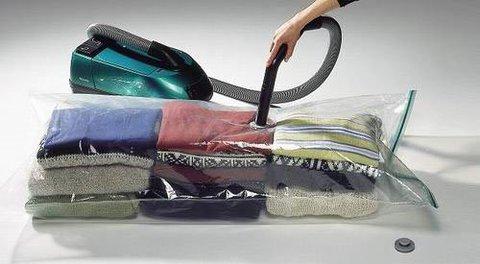 70*100 см вакуумный пакет для одежды и постельных принадлежностей